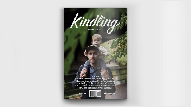kindling quarterly