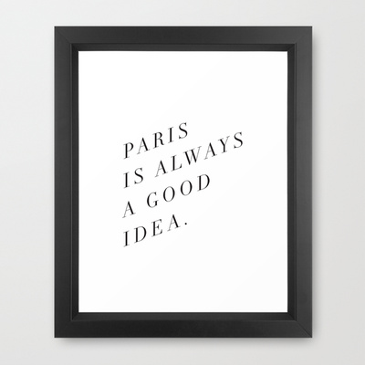 paris frame