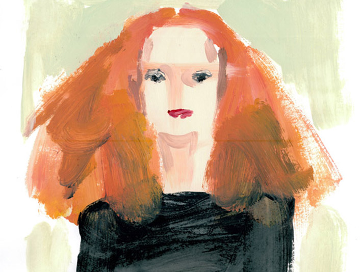 Grace-Coddington-Painting-by-Donald-Robertson-2