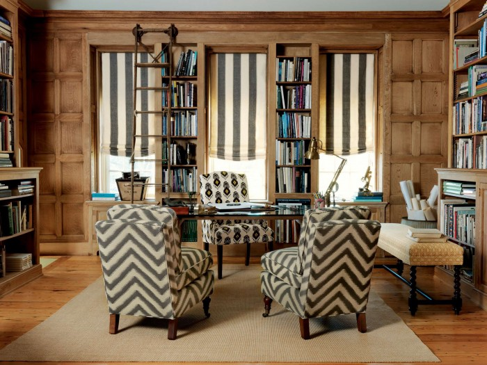 Calico Nate Berkus Fabric Collection Office 700x525