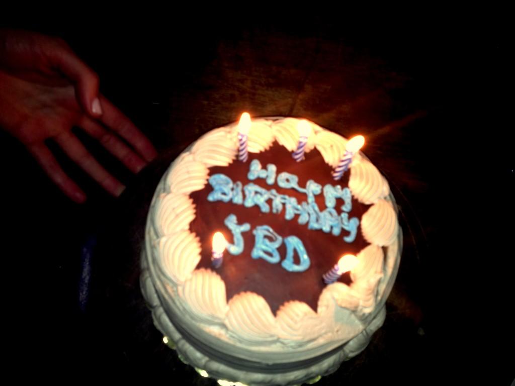 JBD BDAY CAKE