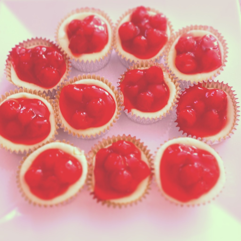 cherry cheesecakes JBD