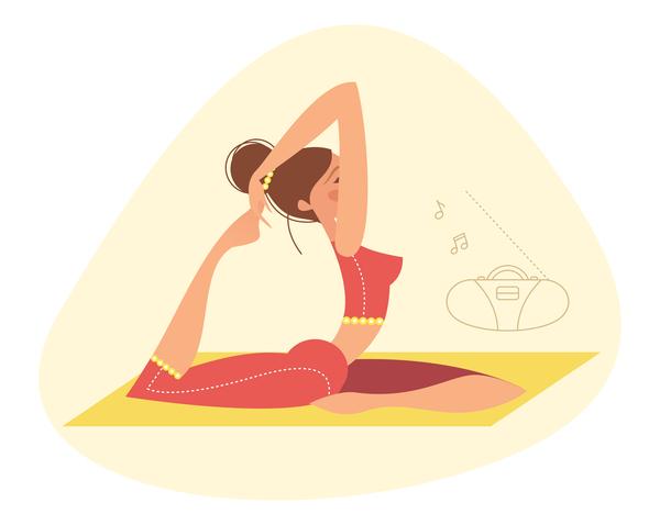 yoga irina kerasoshvili