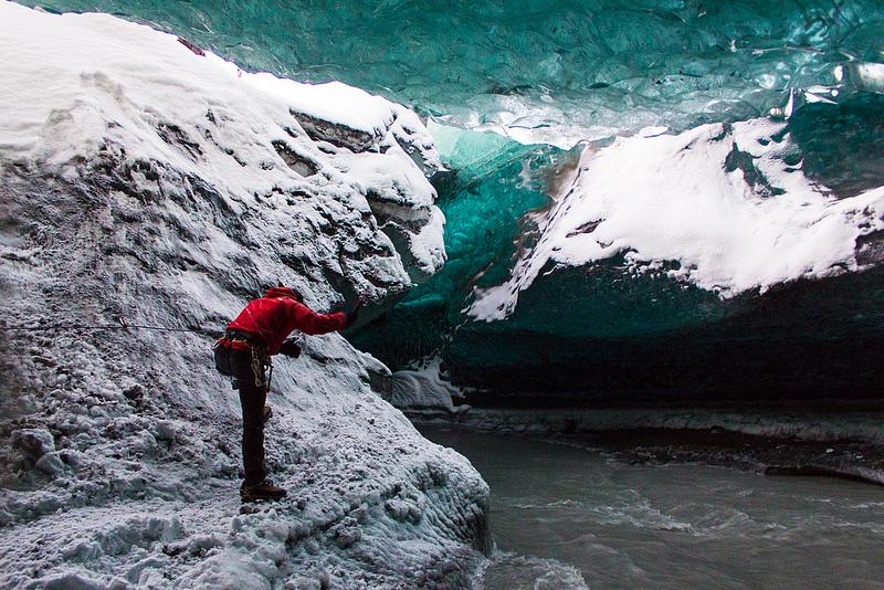 oscar glacier