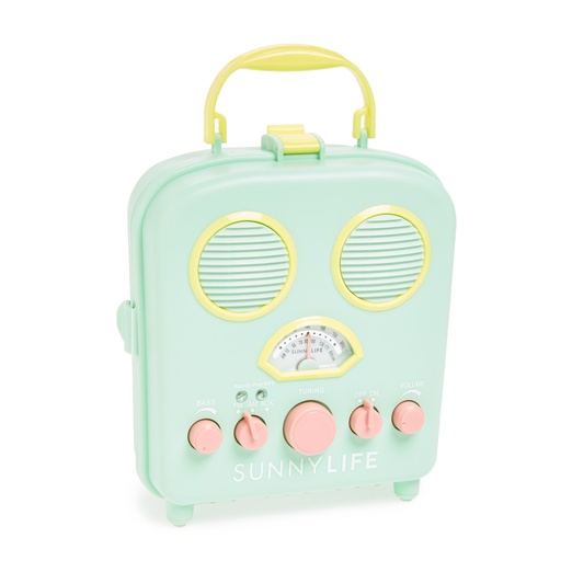 sunnylife-beach-sounds-portable-water-resistant-speaker-radio